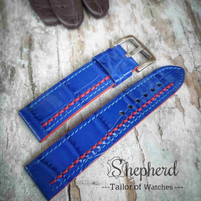 Embossed strap 602