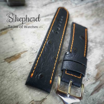 Embossed strap 601